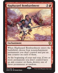 Dominaria: Haphazard Bombardment