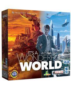 สร้างโลกมหัศจรรย์ (It's a Wonderful World)