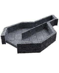 WarLock Tiles: Dungeon Tiles III - Angles Expansion