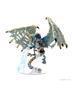 D&D Icons of the Realms: Adult Blue Dracolich
