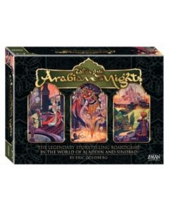 Tales of the Arabian Nights - Box