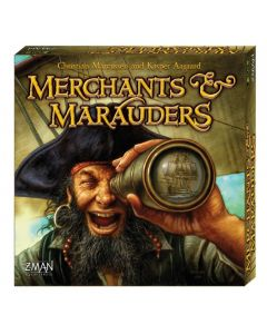 Merchants & Marauders - Box