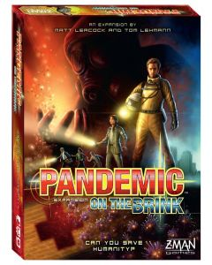 Pandemic: On The Brink - Box