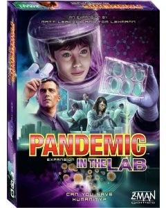 Pandemic: In The Lab - Box