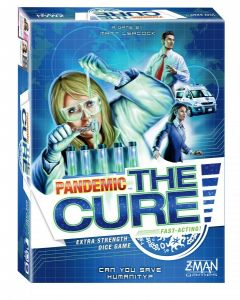 Pandemic : The Cure - Box