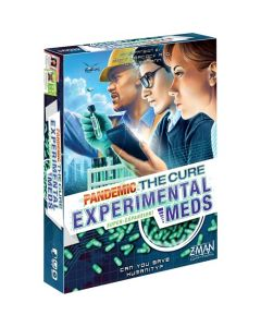 Pandemic: The Cure: Experimental Meds