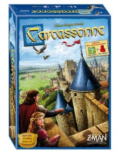 Carcassonne: New Edition - Box