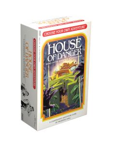 Choose Your Own Adventures: House of Danger